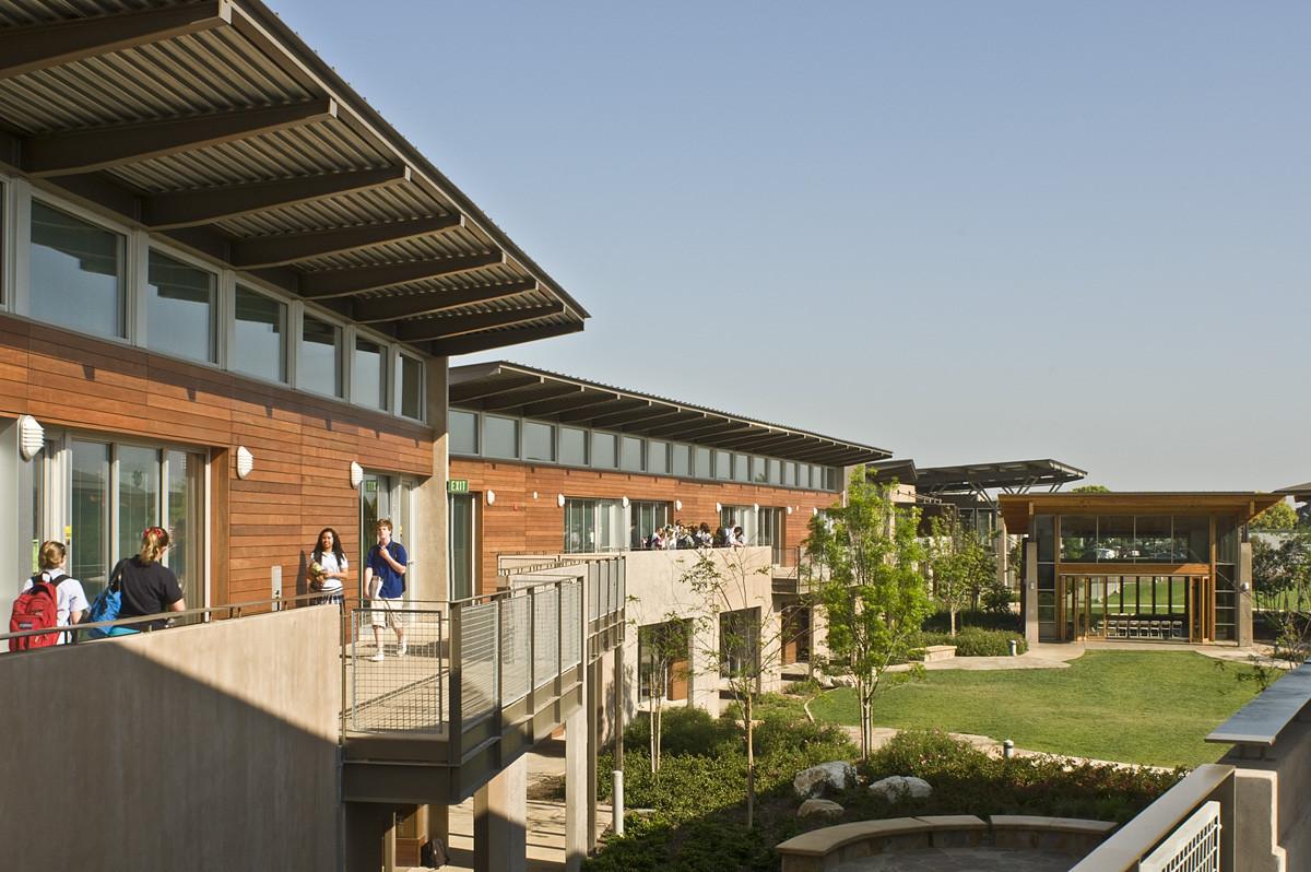 Francis Parker School / Lake|Flato Architects, © Hester + Hardaway Photographers
