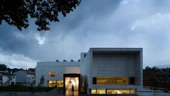 9861BBVR Dr Júlio Teixeira Municipal Library / Belém Lima Architects