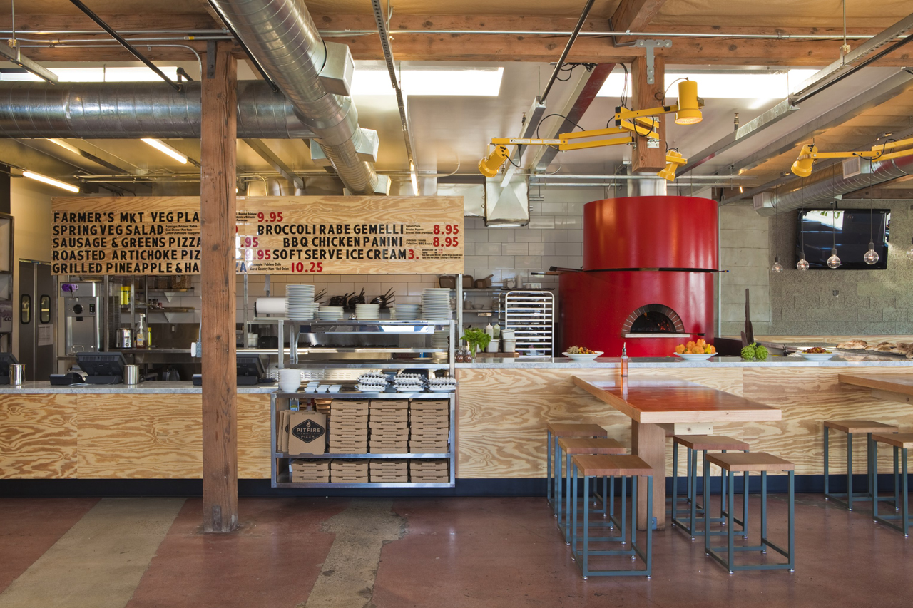 Gallery of pitfire pizza bestor architecture 6 for Bo architecture 4 1