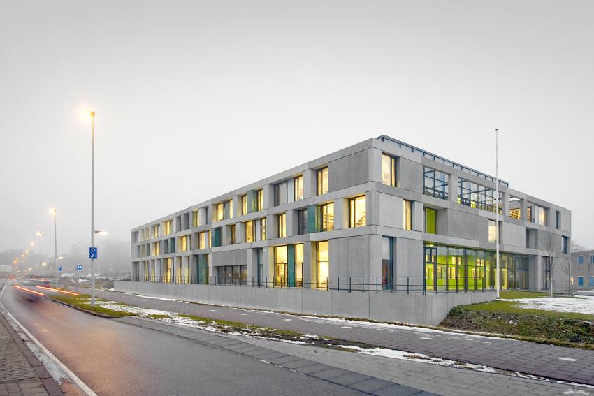 FOM Institute AMOLF / Dick van Gameren architecten, © Marcel van der Burg - Primabeeld