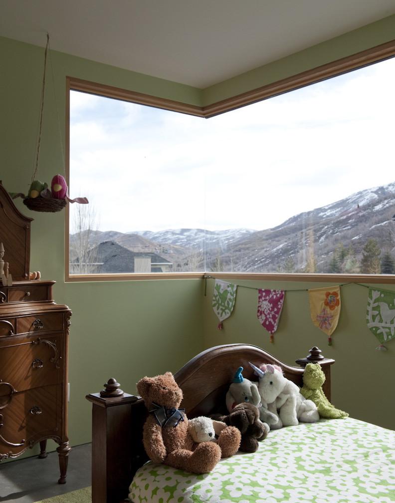 Emigration Canyon Residence,© Dustin Aksland Good Ideas