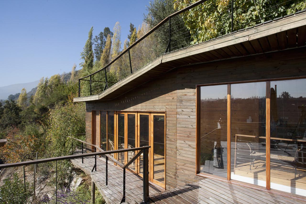 House in Pirque / 332 Arquitectos, © Fran Parente