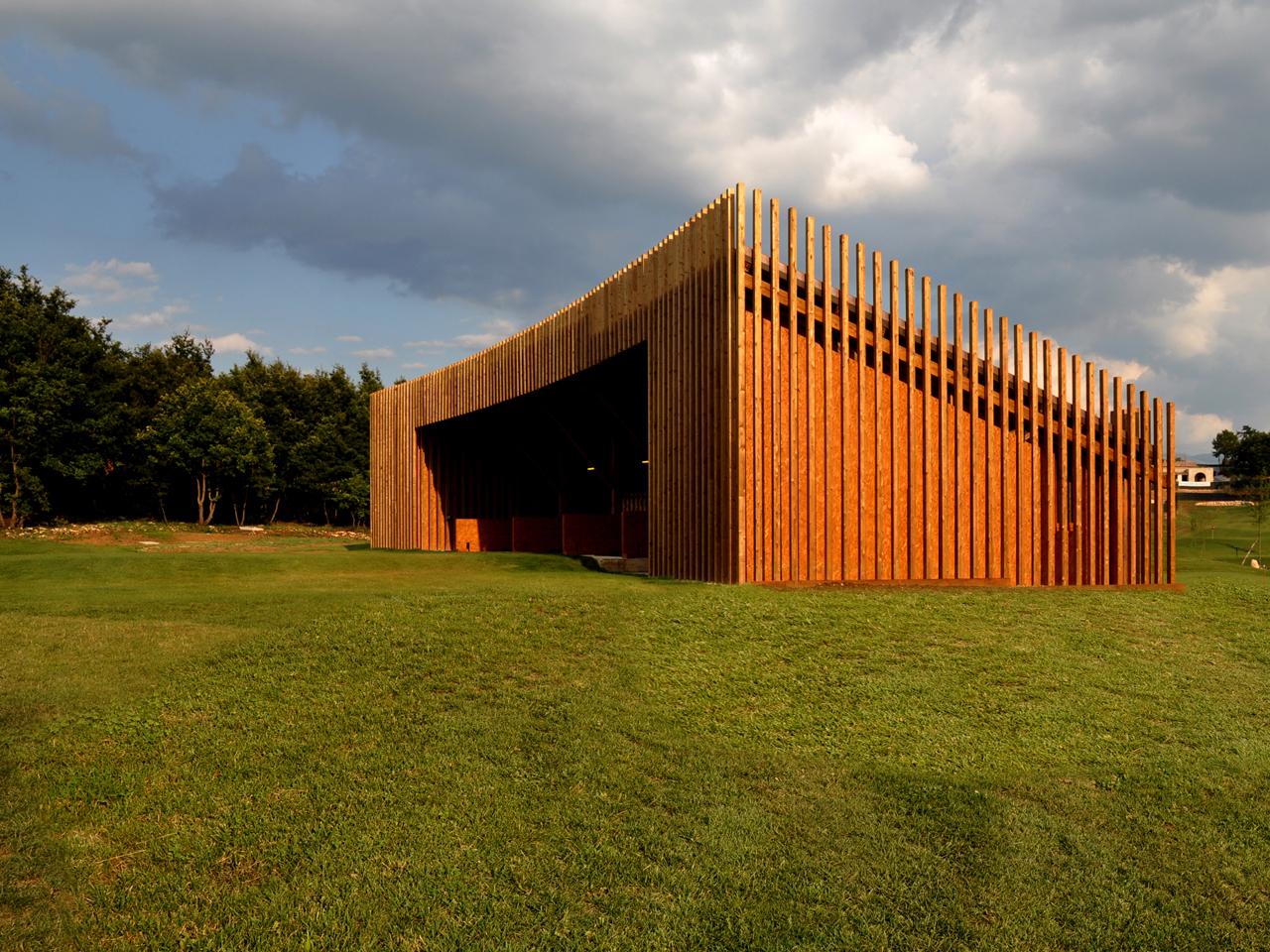 Isernia Golf Club / Medir Architetti, Courtesy of  medir architetti