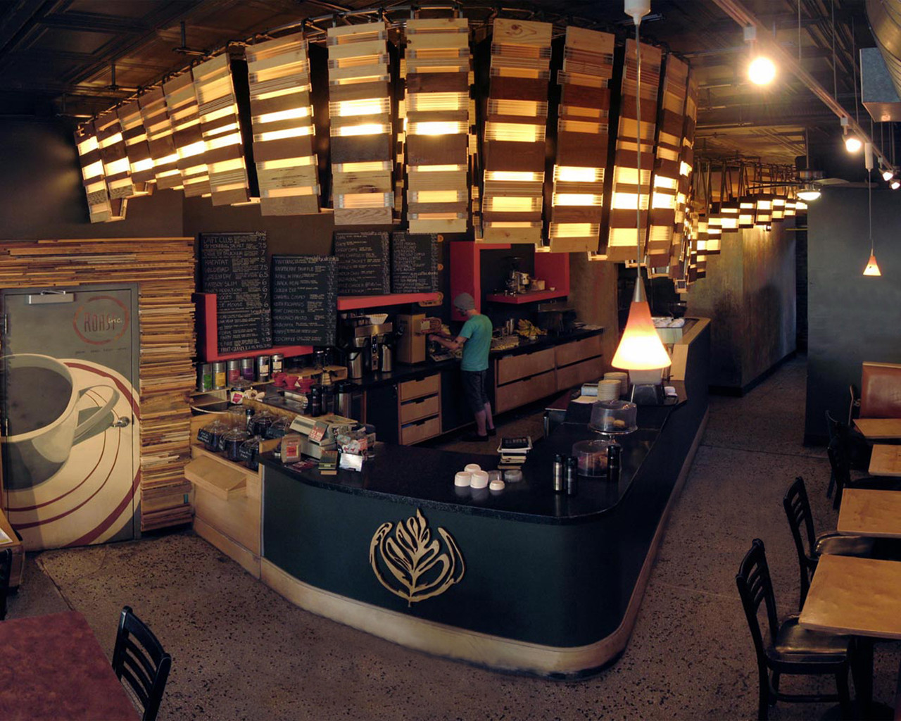 Roast Coffee Co. / SARUP, © Joseph Luehring