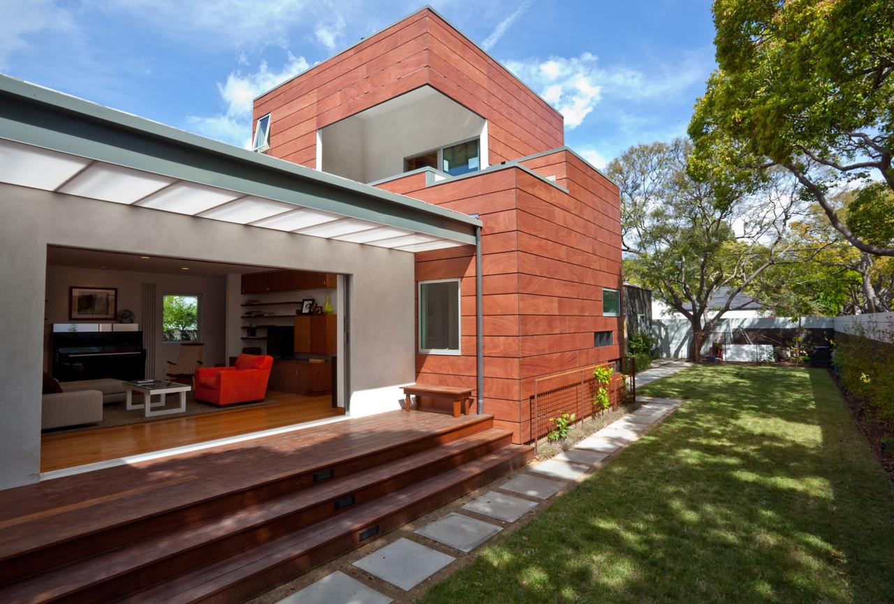 25th Street Residence / Shimizu + Coggeshall Architects, © Joshua White