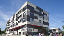 MFA Atolplaza Lelystad / Jeanne Dekkers Architectuur