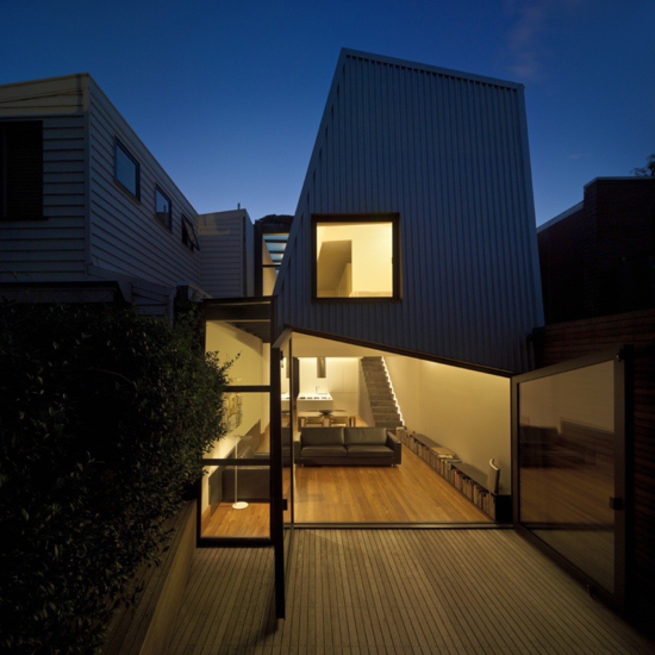 Law Street House / Muir Mendes, ©  Peter Bennetts