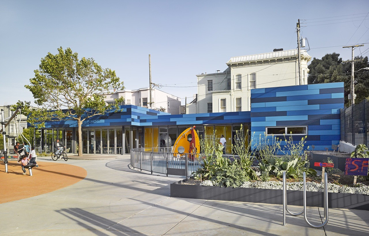 Hayes Valley Community Clubhouse / WRNS Studio, © Ken Gutmaker