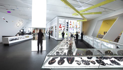 Denver Art Museum, Museum Shop / Roth Sheppard Architects