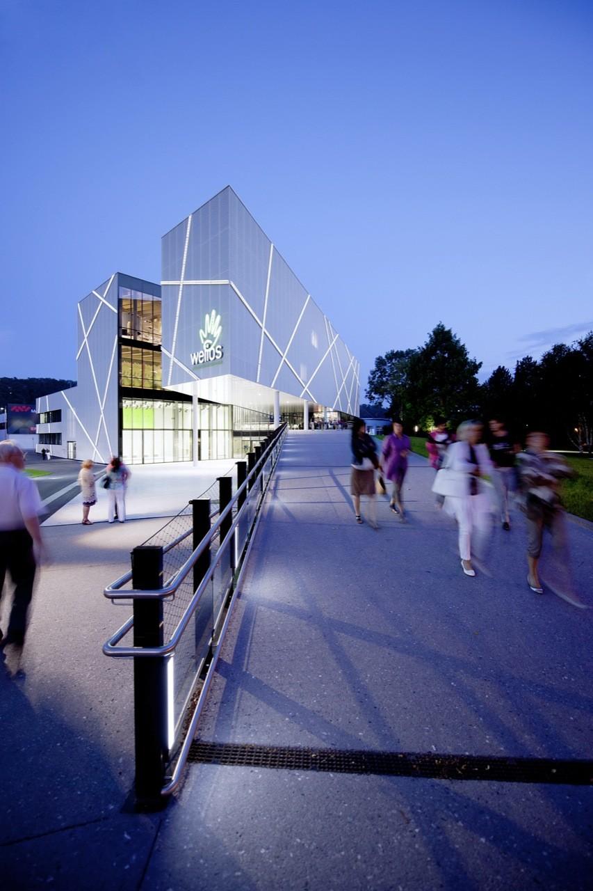 OÖ Science-Center Wels  I / Archinauten Dworschak + Mühlbachler ZT Gmbh, © Dietmar Tolerian