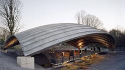 St Antony Industrial Archaeological Park / Ahlbrecht Felix Scheidt Kasprusch
