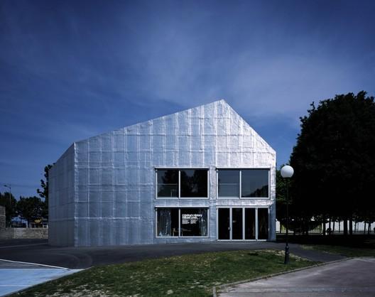 Le point du jour art center ric lapierre architecture for Architecte cherbourg