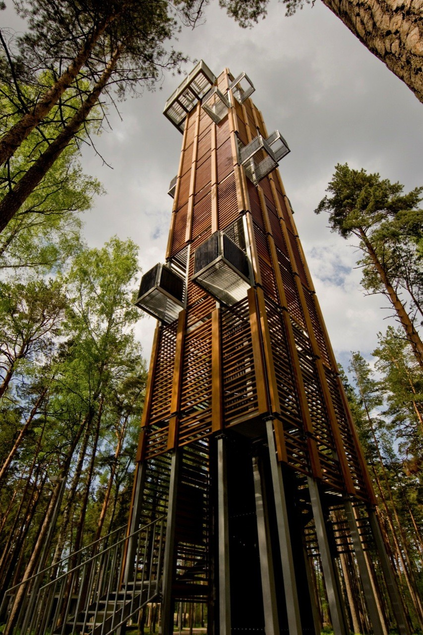 Observation Tower / ARHIS, © Arnis Kleinbergs