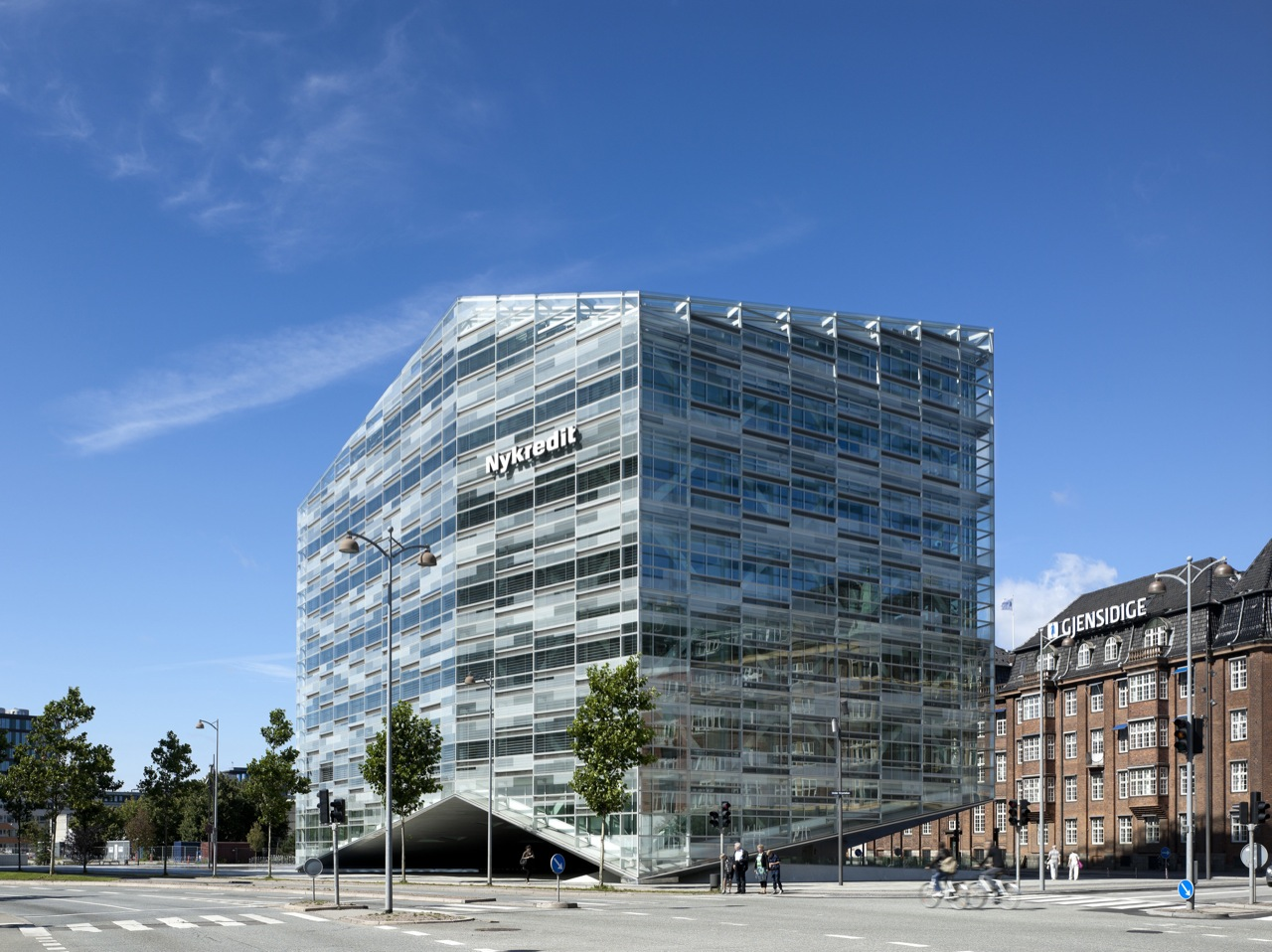 The Crystal Schmidt Hammer Lassen Architects ArchDaily