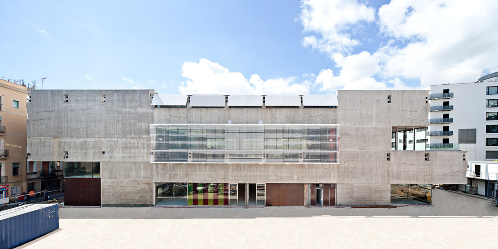 New Film Theatre of Catalonia / Mateo Arquitectura, © Adrià Goula