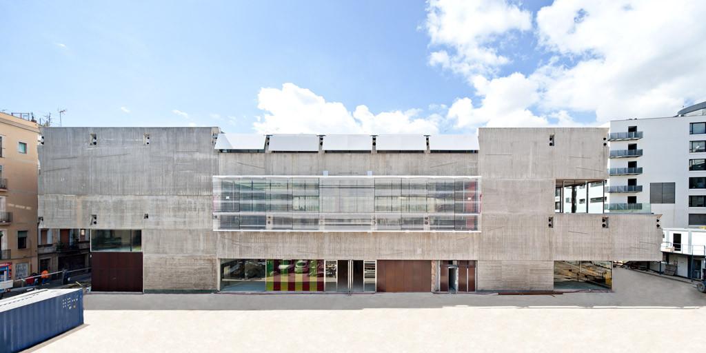 New Film Theatre of Catalonia / Mateo Arquitectura, © Adrià Goula