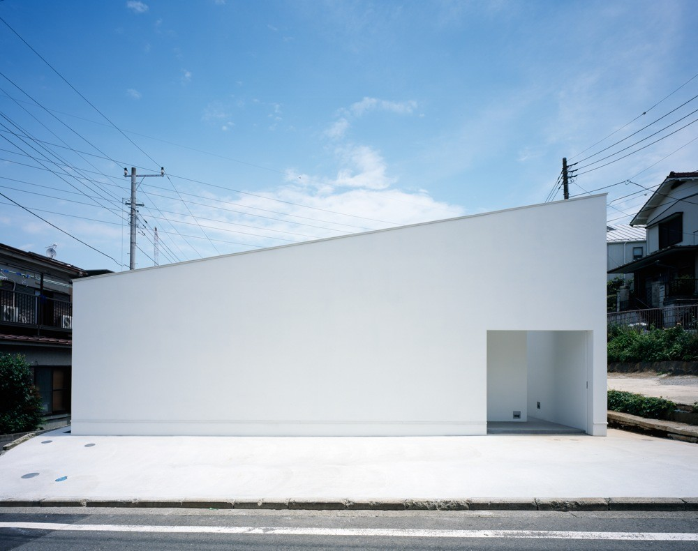 MUR House / Apollo Architects & Associates, © Masao Nishikawa