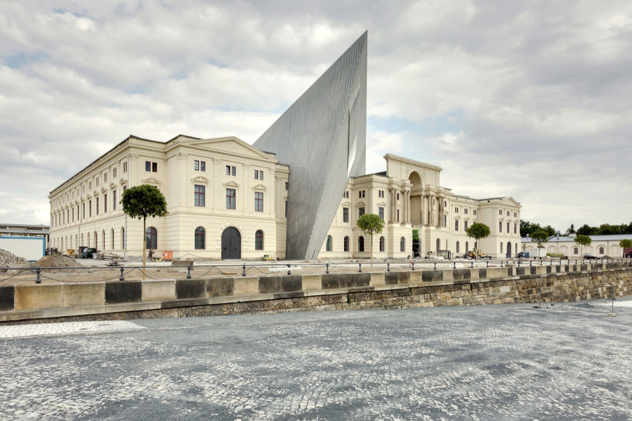 Dresden's Military History Museum / Studio Libeskind ...