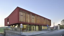 The Hodoš Centre for the Elderly / Ravnikar Potokar
