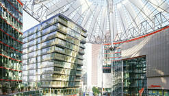 Centro Sony en Berlín / Murphy Jahn