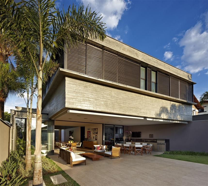 Belvedere Residence / Anastasia Arquitetos, Courtesy of  anastasia arquitetos