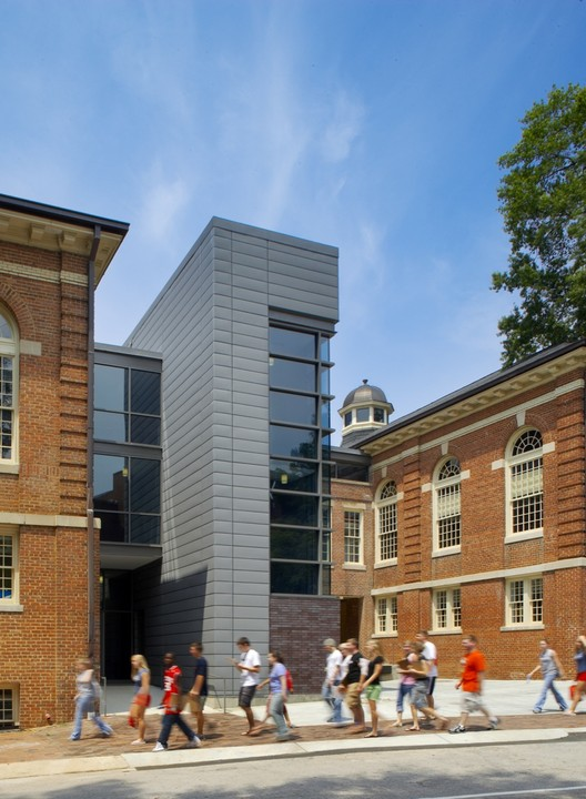 Leazar Hall Renovation + Additions / Cannon Architects, Courtesy of JWest Productions