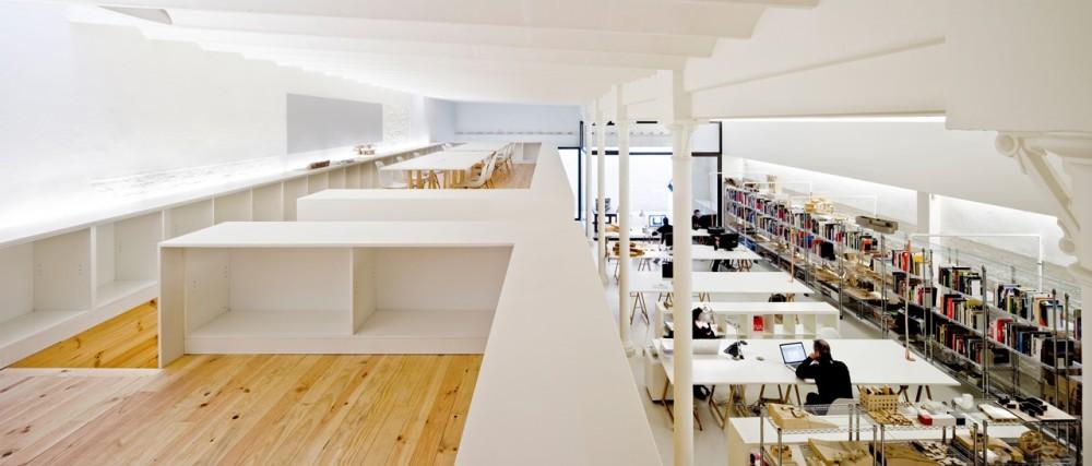 Multidisciplinary Design Studio / Josep Ferrando + Román Ortega, © Adriá Goula