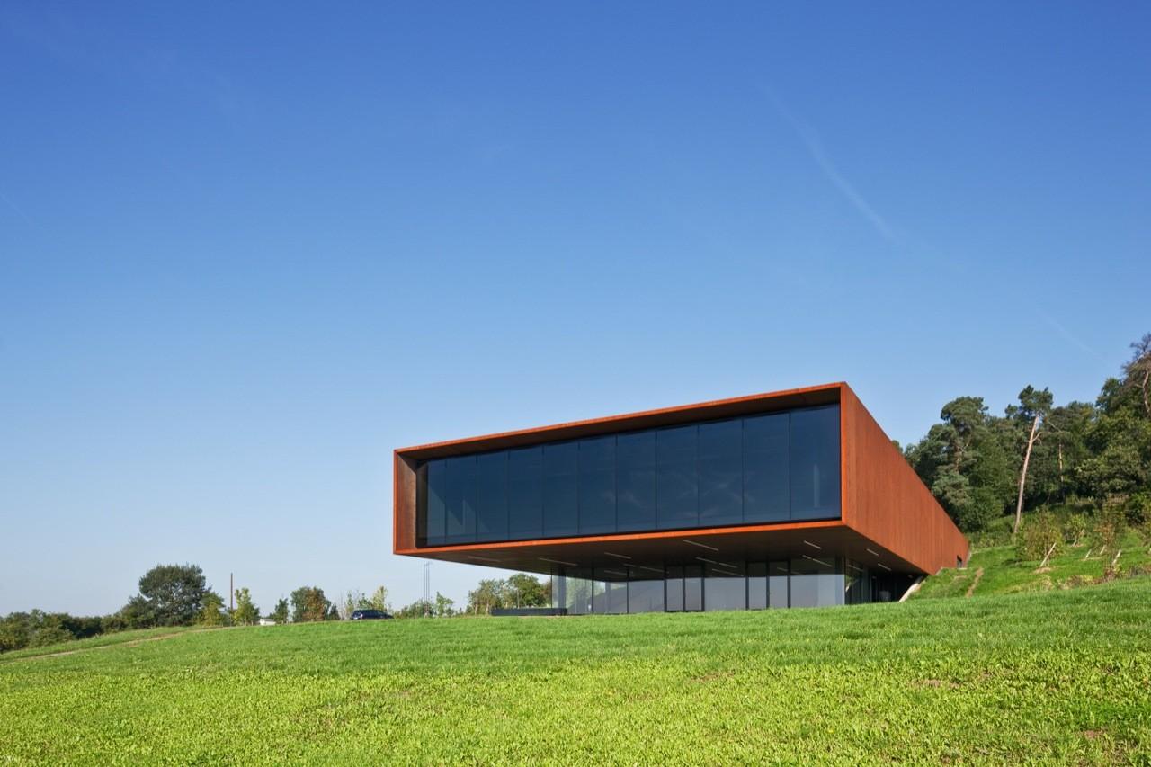 Celtic Museum / kadawittfeldarchitektur, © Werner Huthmacher