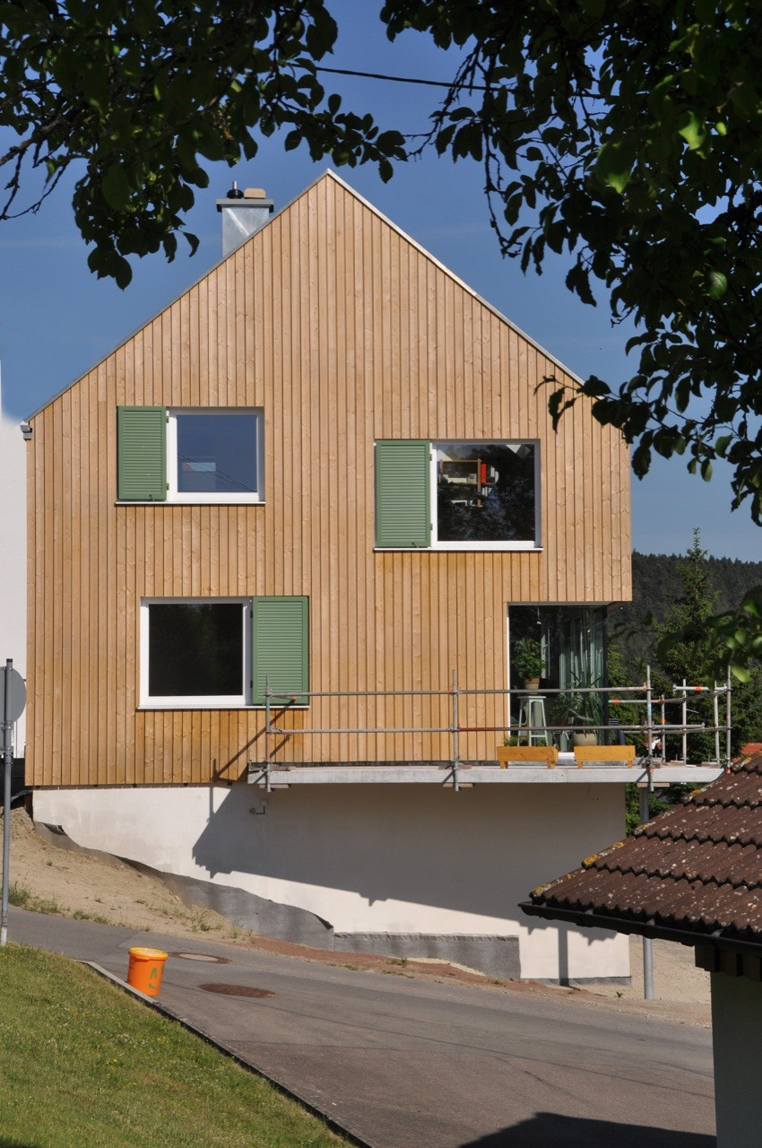 Wooden House K / partnerundpartner-architekten, Courtesy of partnerundpartner-architekten