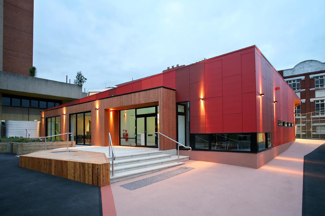 St Joseph's Primary School / dKO Architecture | ArchDaily