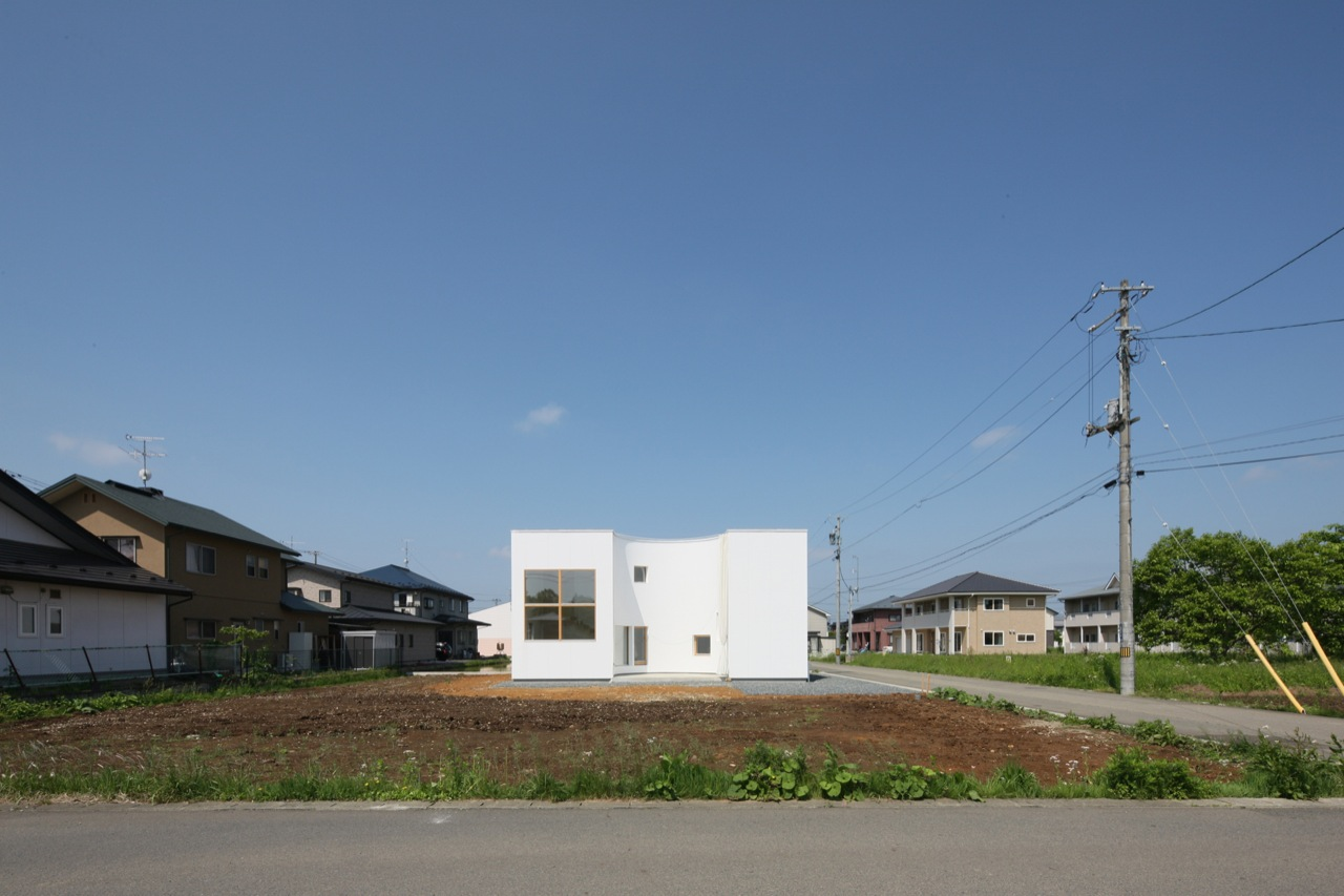 House in Kitakami / nadamoto yukiko architects, © Seiya Miyamoto