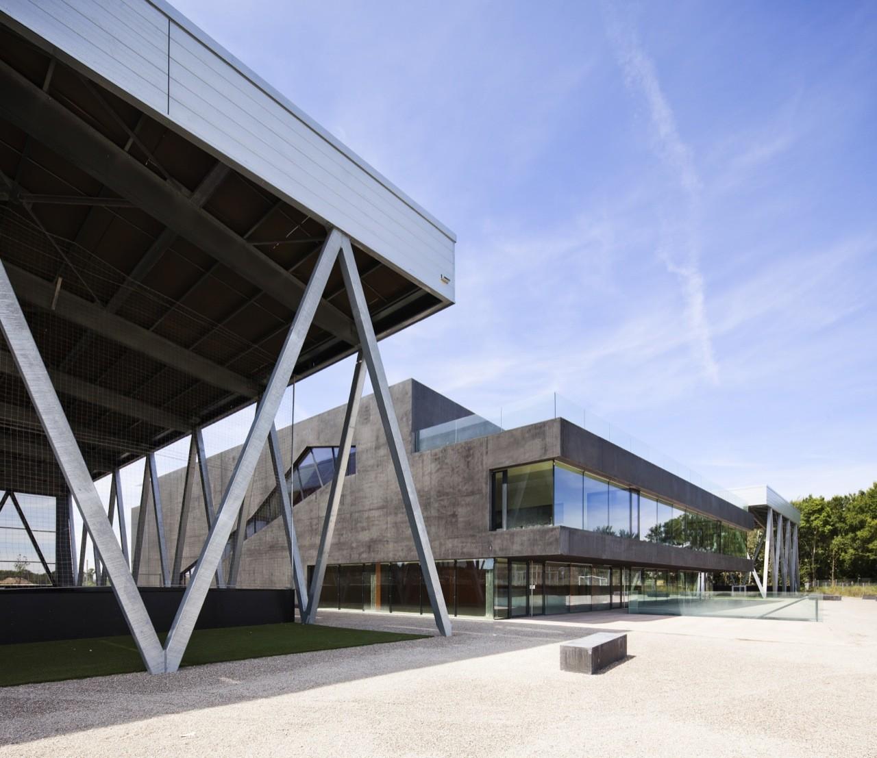 Z5 / Christophe Gulizzi Architecte, © Philippe Ruault