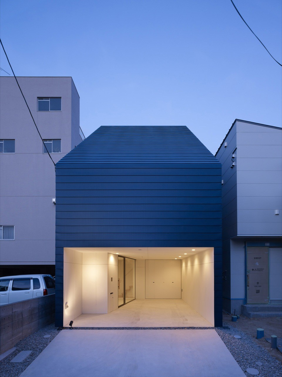 House of Ujina / MAKER, © Noriyuki Yano