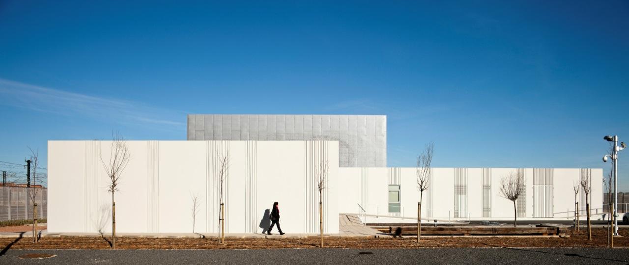 Railway Control Centre / Moreno del Valle Arquitectos, © Fernando Alda