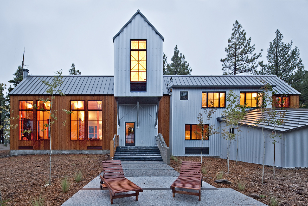 Gallery of tahoe ridge house wa design inc 1 Design house inc