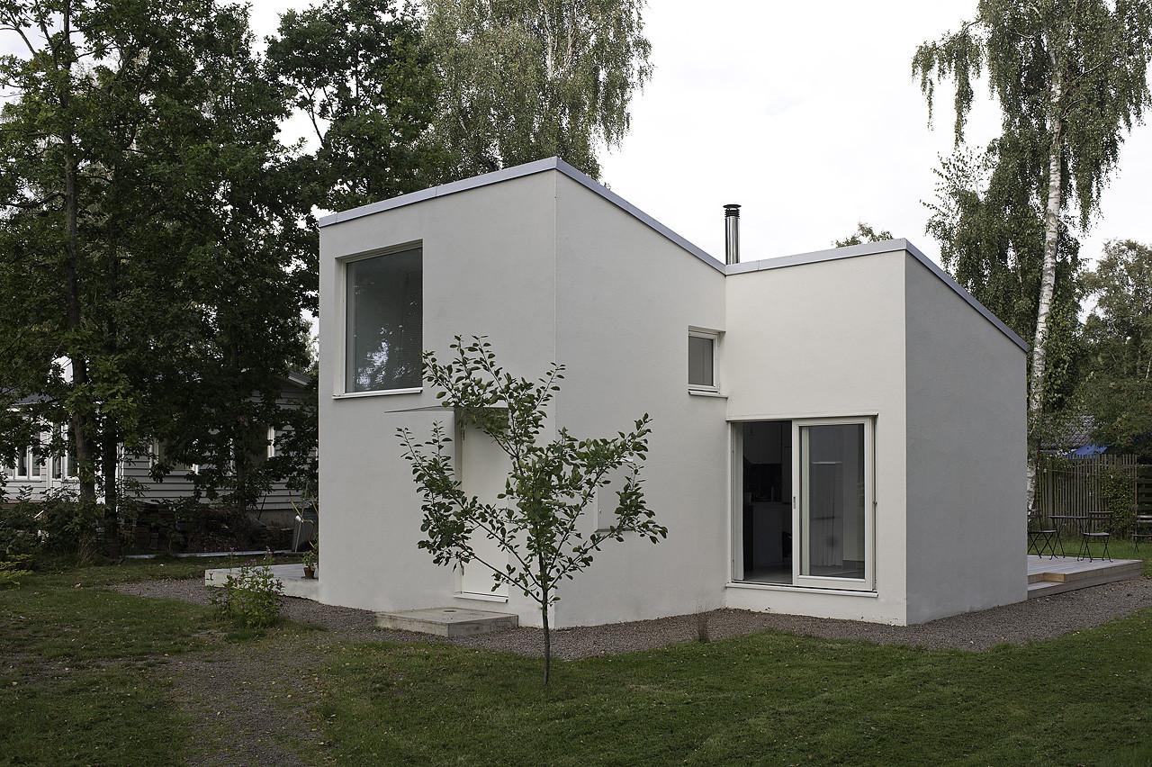 Gallery Of Small Swedish House  DinellJohansson - Mini home design