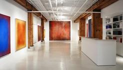 Sundaram Tagore Gallery / Katz Architecture