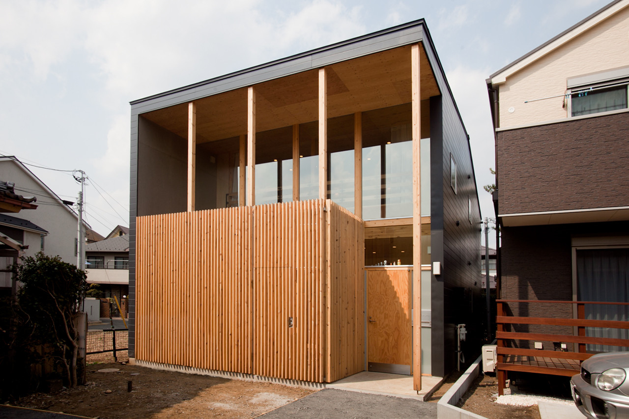 House with Futokoro / Mizuishi Architects Atelier, Courtesy of  mizuishi architects atelier