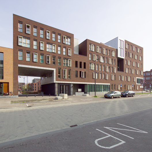 Courtesy of  levs architecten