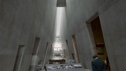Flashback: Yad Vashem Holocaust Museum / Safdie Architects
