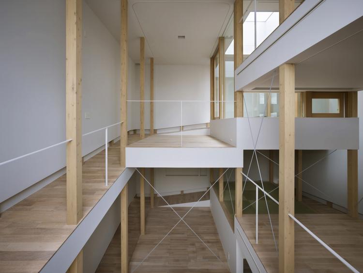 House of Slope / FujiwaraMuro Architects, © Toshiyuki Yano