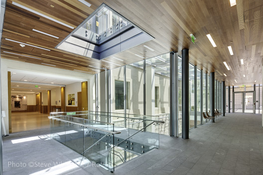 Berkeley School Of Law Library Ratcliff Archdaily