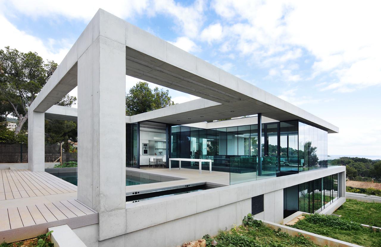 House in Costa d'en Blanes / SCT Estudio de Arquitectura, © José Hevia