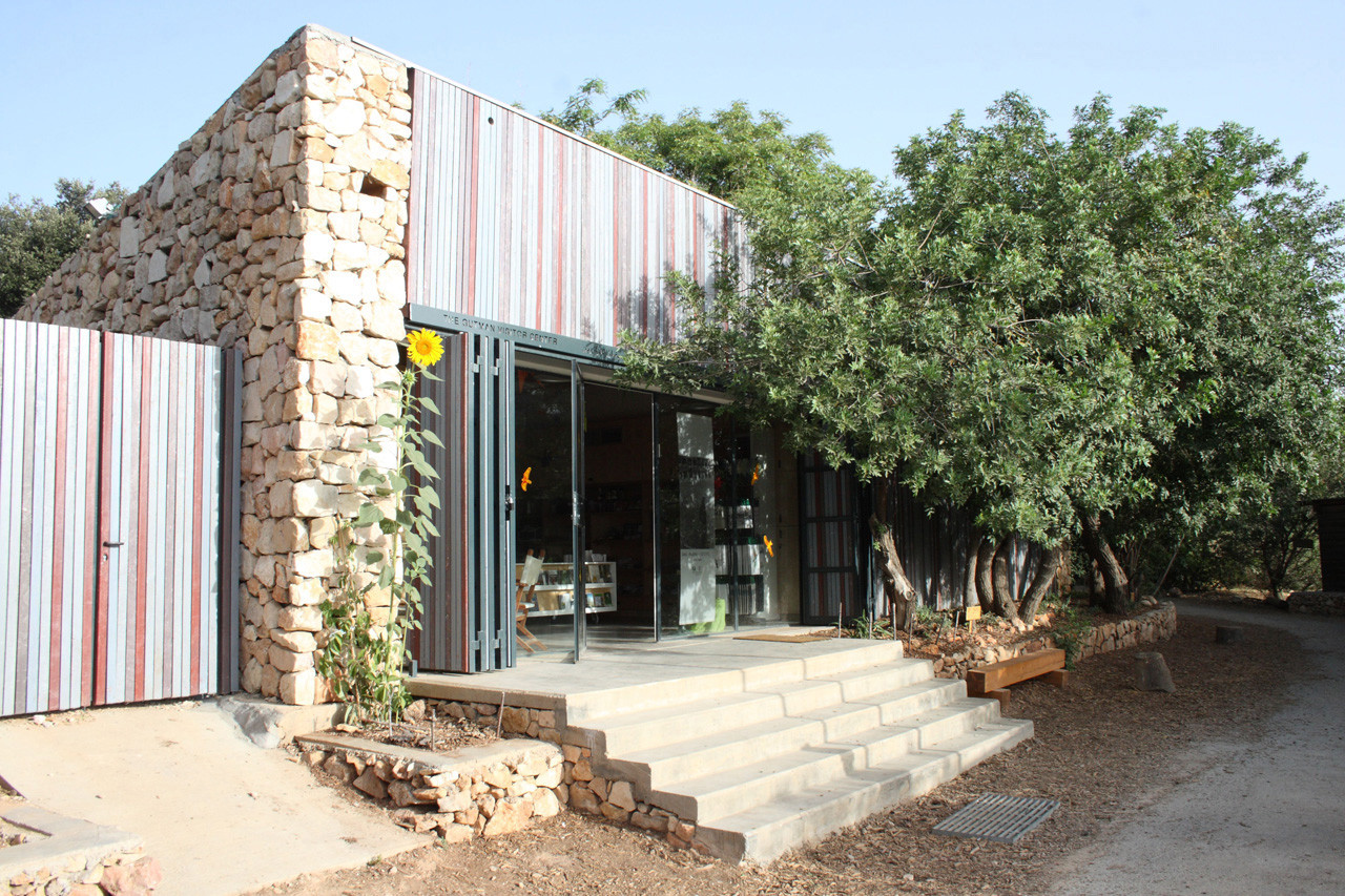 Gutman Visitor Center at the Jerusalem Bird Observatory / Weinstein Vaadia Architects, © Amir Balaban