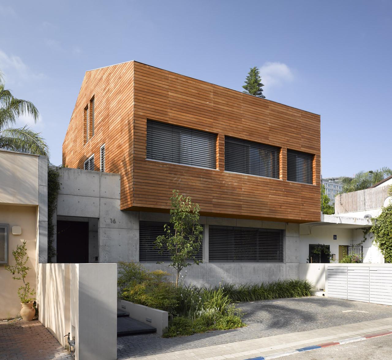 STV House / Arstudio – Arnon Nir Architecture, © Amit Giron