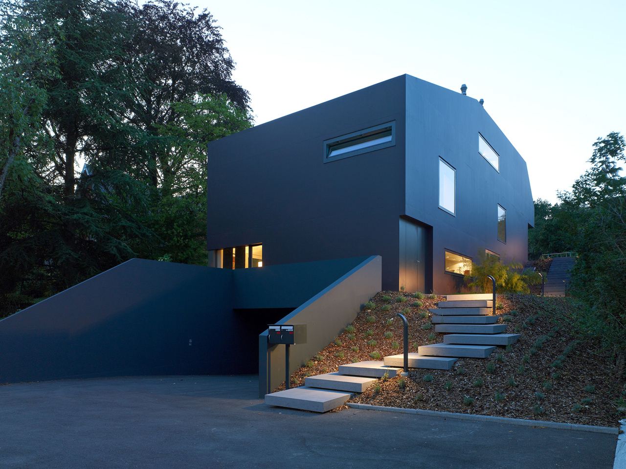 Schuler Villa / andrea pelati architecte, © Thomas Jantscher