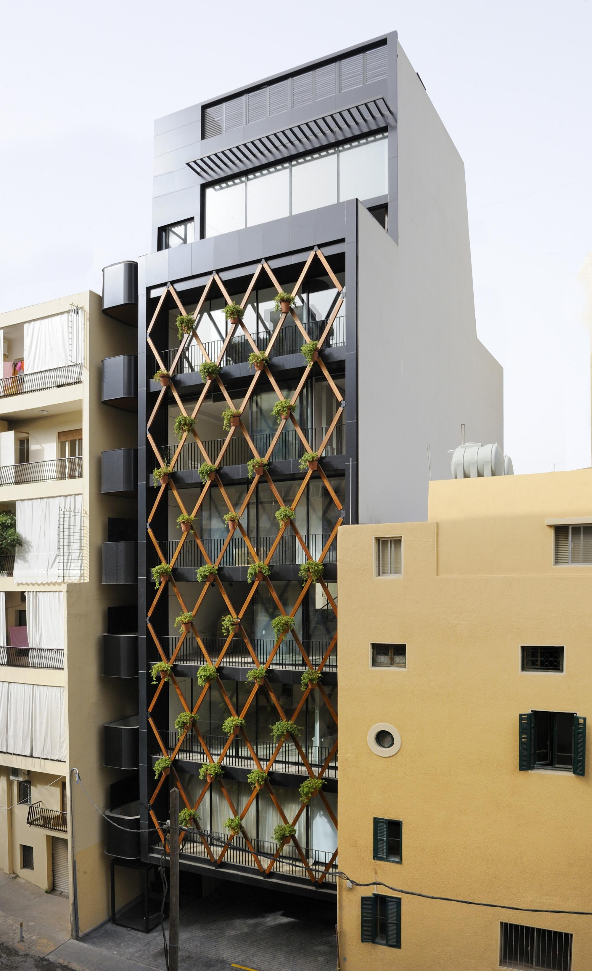 Achrafieh 732 / Bernard Khoury Architects, © Bernard Khoury Architects