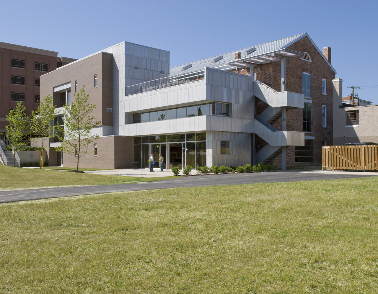 VCU Adcenter (Brandcenter) / Clive Wilkinson Architects, © VCU Creative Services,  Allen T. Jones