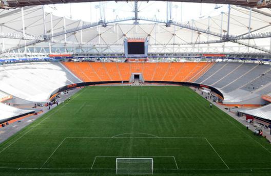 Estadio 218 Nico Ciudad De La Plata Rfarq Roberto Ferreira