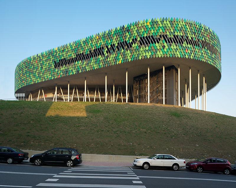 Bilbao Arena / ACXT, © Iñigo Bujedo Aguirre